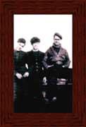Robert Frederick Durrant,one of crew of 'Caroline Moller'